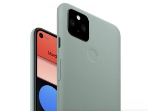 google pixel 5 and android 11